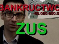 BANKRUCTWO ZUS - Czyli Miliardy donikąd...