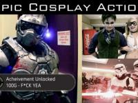Epic Cosplay Action