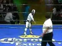 Wrestling w Maksyku