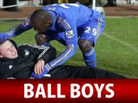 BALL BOYS - TOP3 SERIES || Way to Fail