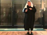 Muzułmanin tańczy w wersji Urbana