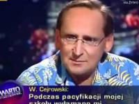 Wszystkich won! Wojciech Cejrowski