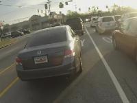 Motocyklista uciekł policji tylko na chwilę