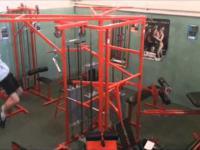 Harlem Shake on gym!