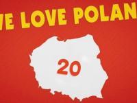 Kochamy Polskę 20 - We Love Poland 20
