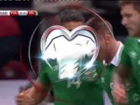 Skrót meczu Polska 2:1 Irlandia 11.10.2015