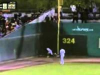 Niesamowity chwyt bejsbolistki