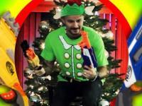 Christmas Nerf War