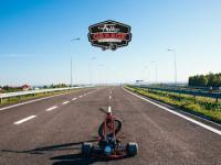 Trike GARAGE - enjoy the drift