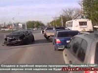 Cars Crash Compilation in Russia 15/05/2013