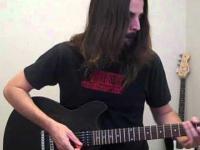 Najtrudniejsza rzecz w graniu na gitarze