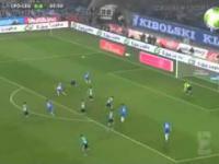 Lech Poznań - Legia Warszawa - skrót meczu | 30.10.2011