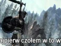 Skyrim: UKRYTY JĘZYK POLSKI