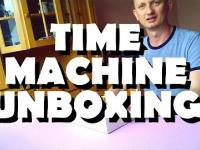 Time Machine Unboxing - Parody