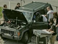 Techno Jeep!