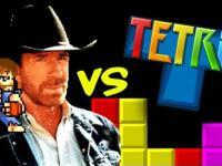 Chuck Norris vs Tetris.