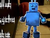 Prank Psycho Robot