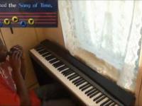 Pieśń Czasu na Ocarina i Fortepian