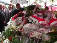 Najpiękniejsze chwile z pogrzebu Andrzeja Leppera