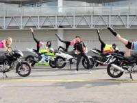 Motocyklowy Gangnam Style