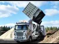 Wielozadaniowa ciężarówka Scania R620 8x4