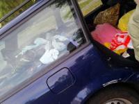 Samochód jego domem