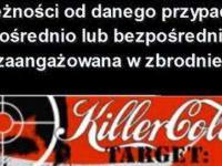 Killer Cola - Poznaj krwawy smak zbrodni