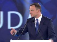 Andrzej Duda - Wystąpienie na konwencji