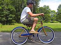 Czy można oduczyć się jazdy na rowerze?