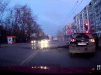 Kara po próbie przejazdu na czerwonym świetle