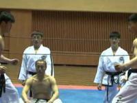Północno-koreańskie Taekwondo