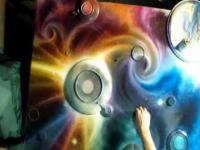 Spray Paint Art GoPro