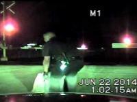 Policjant ratuje samobójczynię