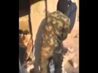 Syria - wkurzanie snajpera