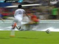 piłkarz wpadł....