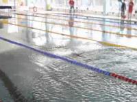 Oryginalne otwarcie pływalni
