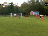 Piękna bramka w polskiej IV lidze
