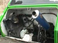 Fiat 126p - silnik CBR