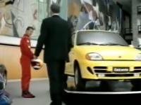 Seicento i Michael Schumacher