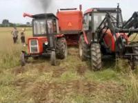 Traktorowy show