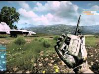 Sabotażysta w drużynie w grze Battlefield 3