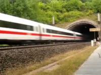 ICE - Niemiecki super pociąg