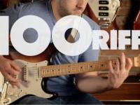 100 najpopularniejszych gitarowych riffów