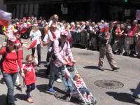 Parada Polaków Chicago 2015