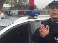 Zbigniewa Stonoga vs Policja (która wjeżdza na teren prywatny)