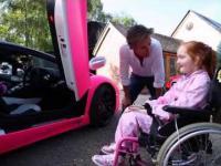 Richard Hammond spełnia marzenie chorej dziewczynki