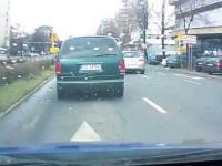 Cwaniak w Chrysler Voyager - Katowice, Spodek
