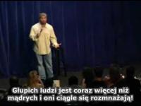 Joe Rogan - Deewolucja głupich ludzi