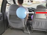 Balon z helem i 1 zasada dynamiki