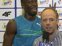 Usain Bolt, czyli... mistrz drugiego planu
